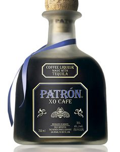 Super premium Coffee liqueur from Patron Tequila