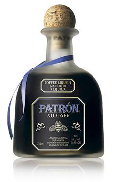 Super premium Coffee liqueur from Patron Tequila