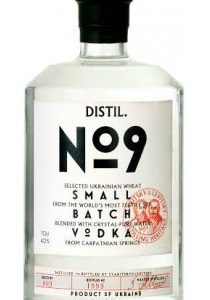 Premium Small Batch Vodka from the Ukraine