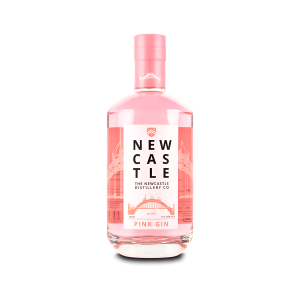 A beautiful Pink gin which shines out in colour and flavour