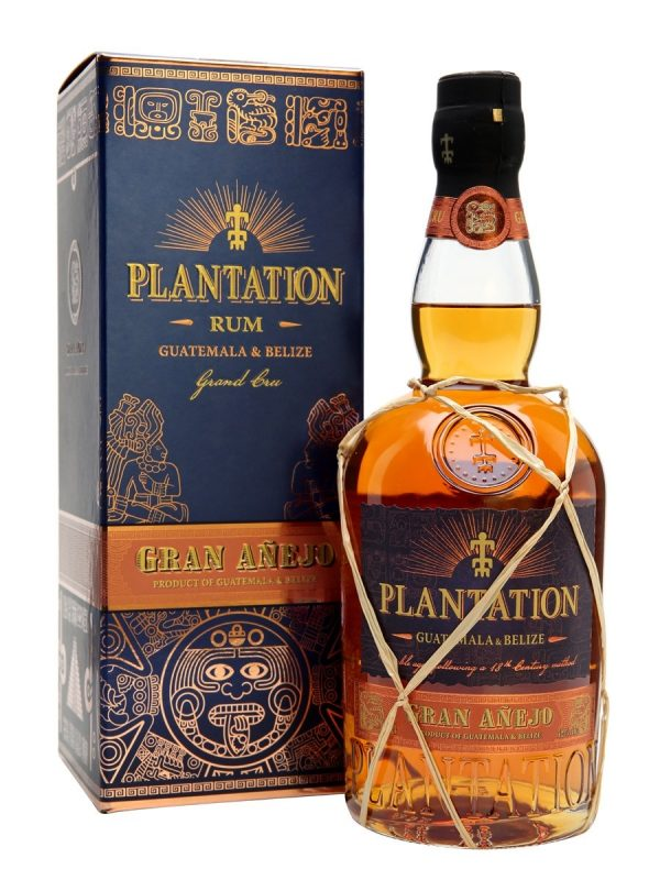 a fine bottling that presents a blend of rums from Guatemala and Belize and aged to perfection.