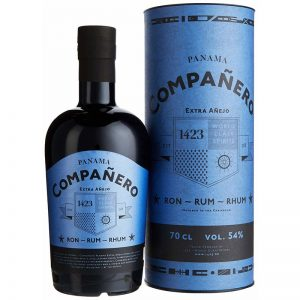 An attractive bottling for an incredible rum from Panama, heavy with chocolate and a bit of orange and oak.