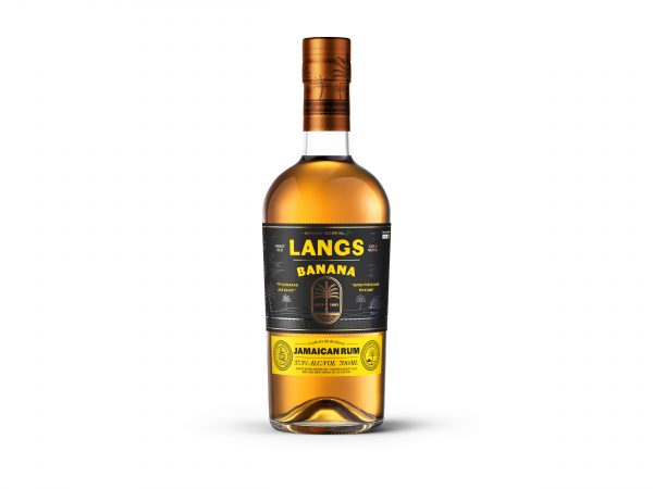 Langs Banana Rum is like no other available flavoured with natural ingredients it is history in a glass